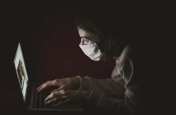 컴퓨터, 다크모드, 야간모드