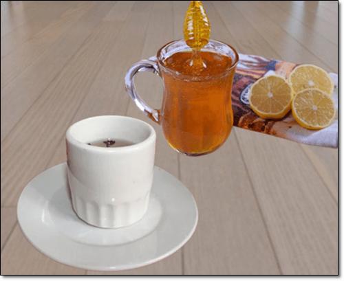 레몬과 꿀