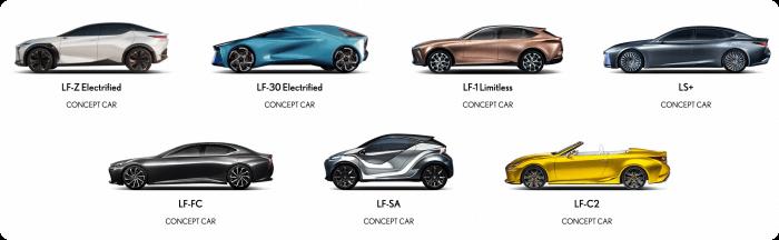 렉서스-future자동차종류