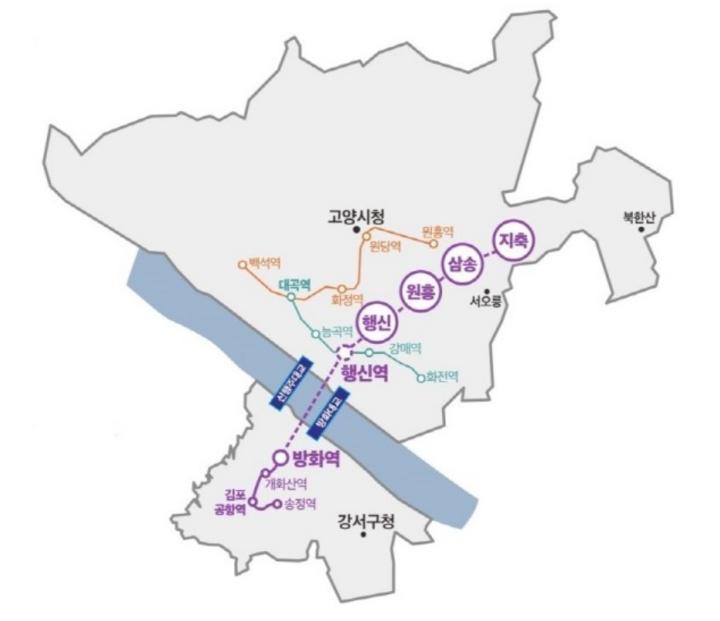 지하철-5호선-고양-연장안