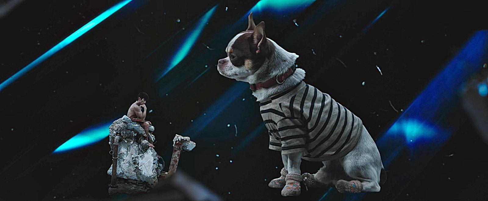 상상 우주의 차인표와 개