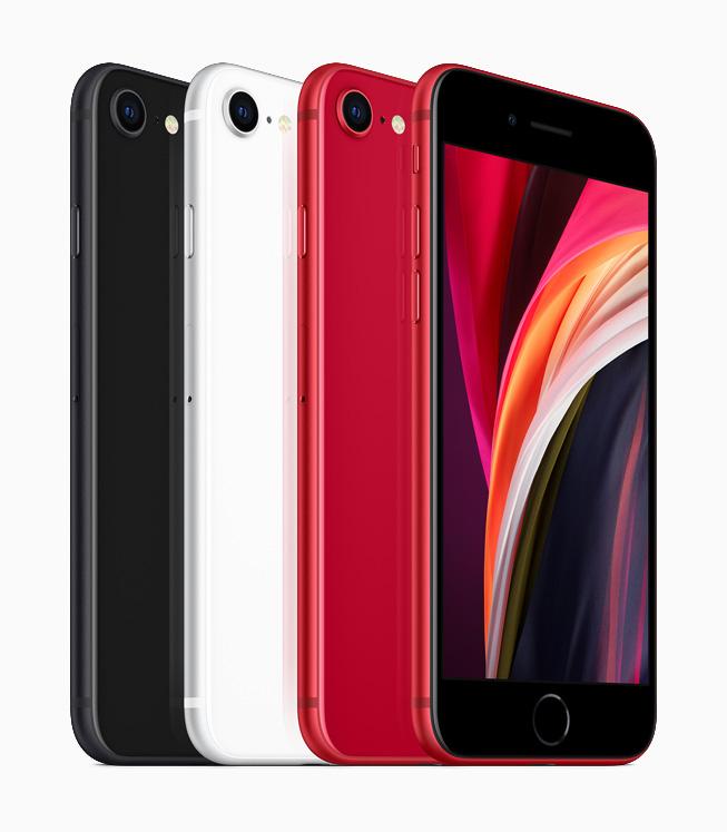 애플, '아이폰 SE' 128GB 62만원에 출시...성능은 높아지고 가격은 내려가고