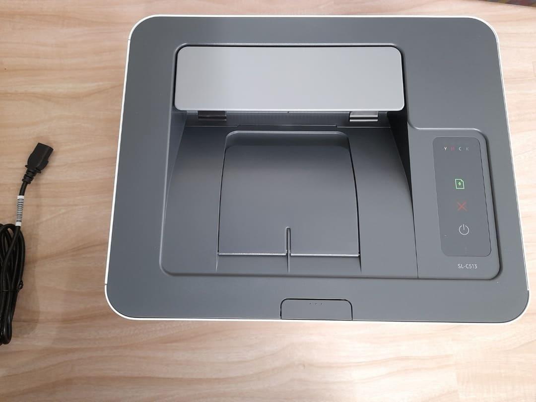 저렴한 컬러 레이저 프린터 구입하다
