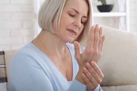 관절염, 통풍, 손목
