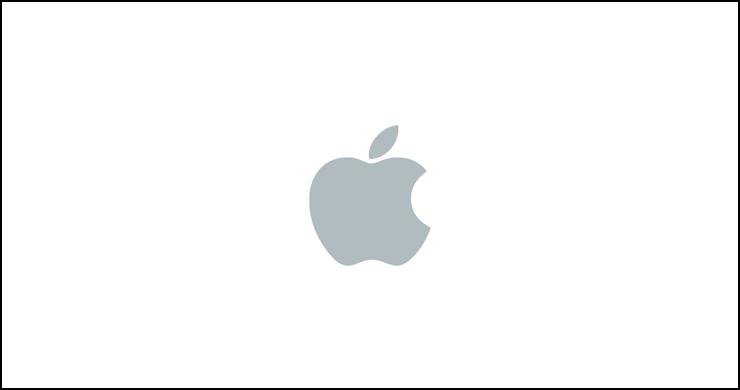 애플 로고 이미지