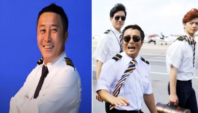 개그맨 김병만 '31번 도전' 끝에 파일럿 됐다