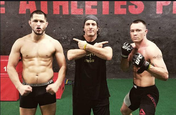 [UFC 매치업 뉴스] 데이나 화이트 : 호르헤 마스비달의 다음 상대는 콜비 코빙턴이 될 수 있다.