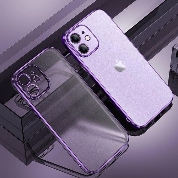아이폰12-퍼플