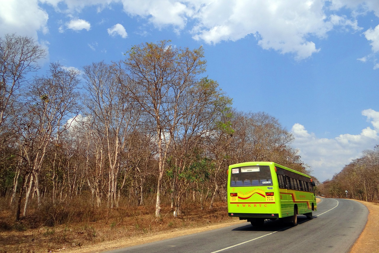 버스 관광버스 고속버스