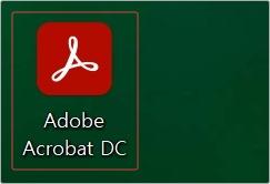 어도비 Acrobat Pro 2021