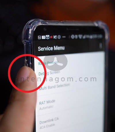 LG 스마트폰 최초 개통일 조회