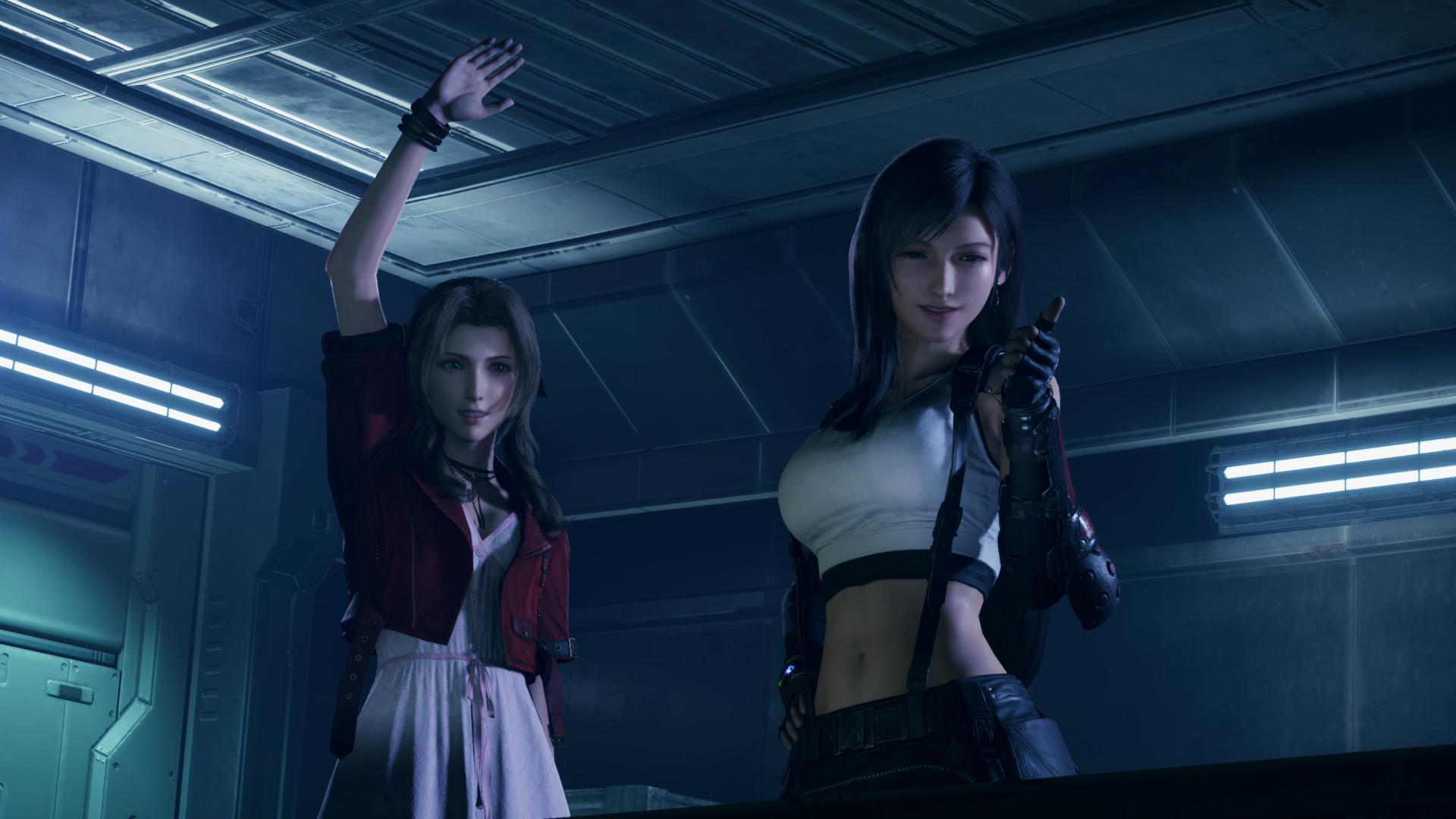 파이널판타지7 리메이크 플레이 후기 (FINAL FANTASY VII REMAKE Play Review)