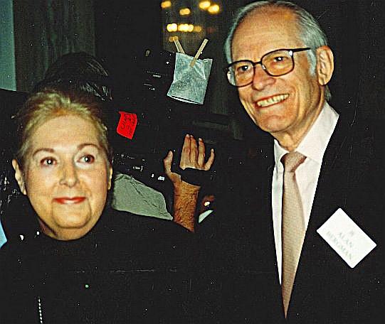 Alan과 Marilyn Bergman