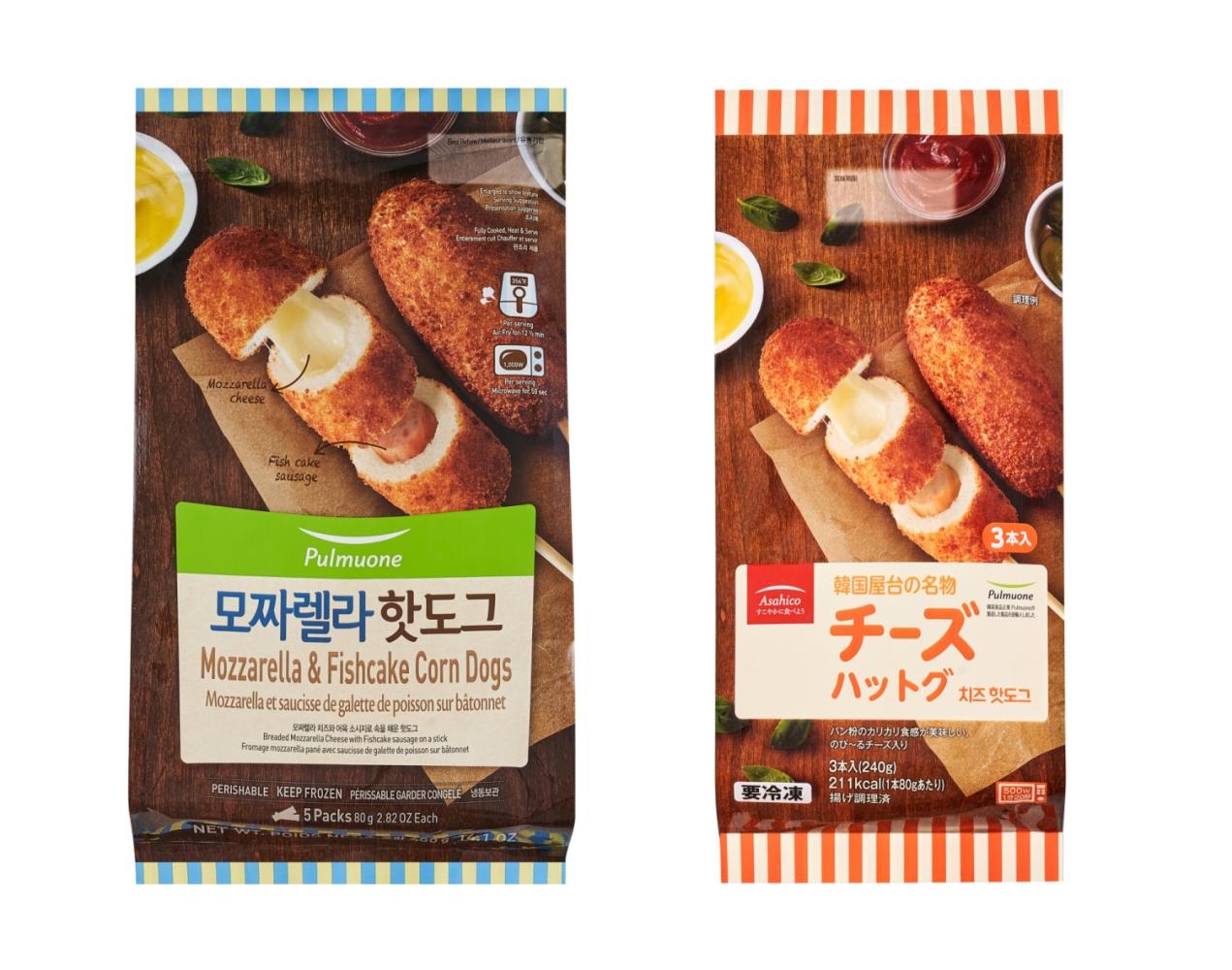 풀무원 치즈 핫도그는 지금~ 글로벌 시장에서 'K-핫도그'로 인기 몰이 중!