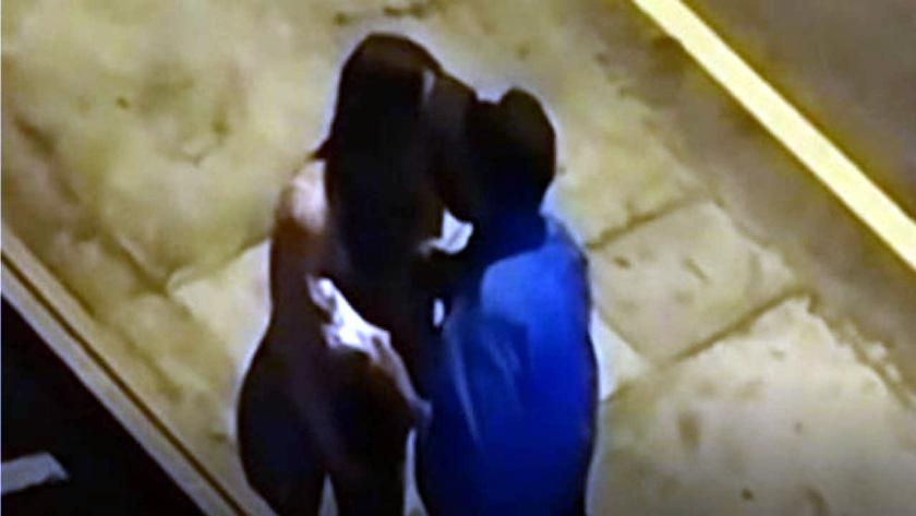 '코로나 통금위반' 여성에게 뽀뽀받고 벌금 면제해준 경찰관