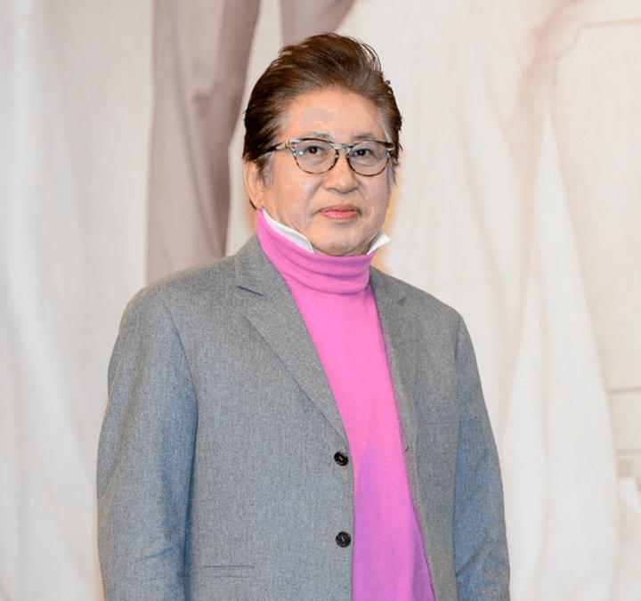 김용건-분홍색티셔츠-기자회견사진