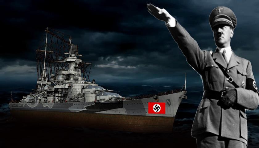 '탑승자 전원 사망' 저주받은 나치 군함 샤른호르스트호