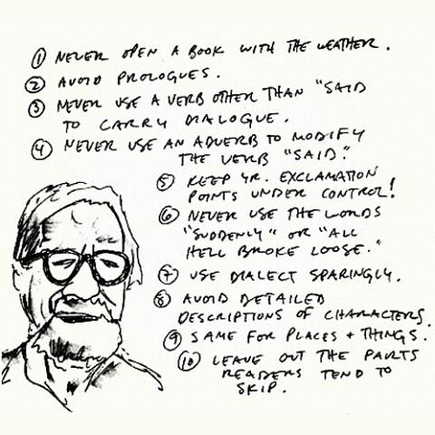 글쓰기에 도움이 되는 조언과 방법들