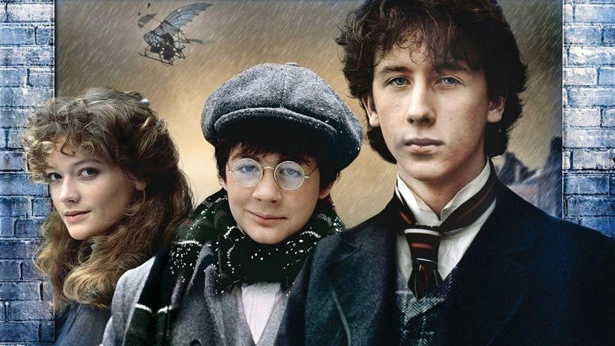 [BP/MOVIE] 피라미드의 공포(Young Sherlock Holmes 1985) - 배리 레빈슨(Barry Levinson) 감독