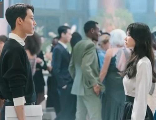 송혜교-장기용-드라마