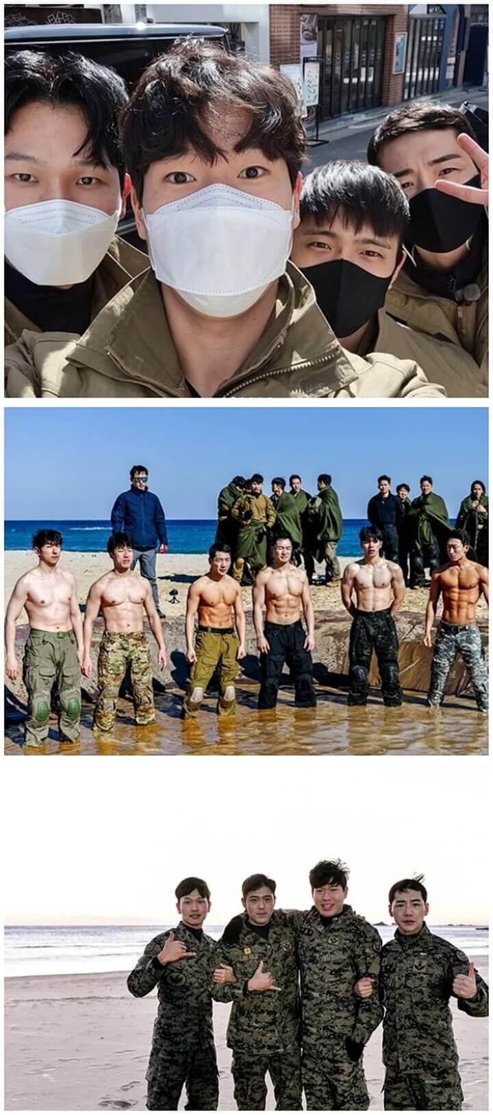 박군-강철부대-출연자