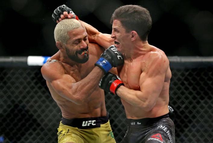[UFC 인터뷰 소식] 조셉 베나비데즈 : 데이비슨 피게이레도를 다치게 만들려는 의도로 싸운다.