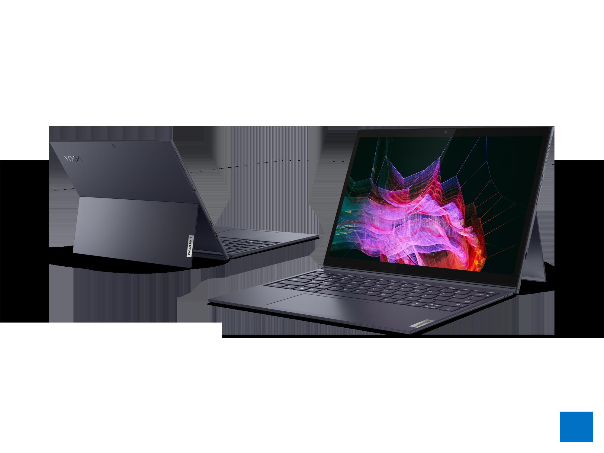 LTE 지원 윈도10 2-in-1 노트북…레노버, '요가 듀엣 7i' 및 '아이디어패드 듀엣 3i'