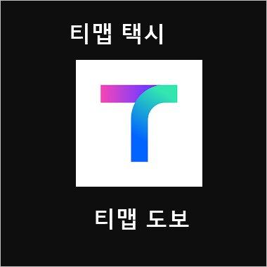 티맵 택시 UT 티맵 도보 사용법