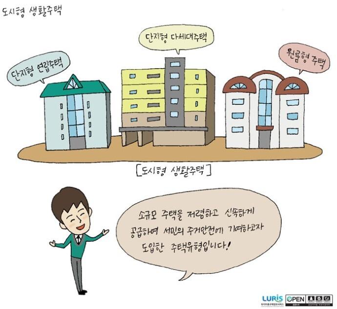 도시형-생활주택의-종류