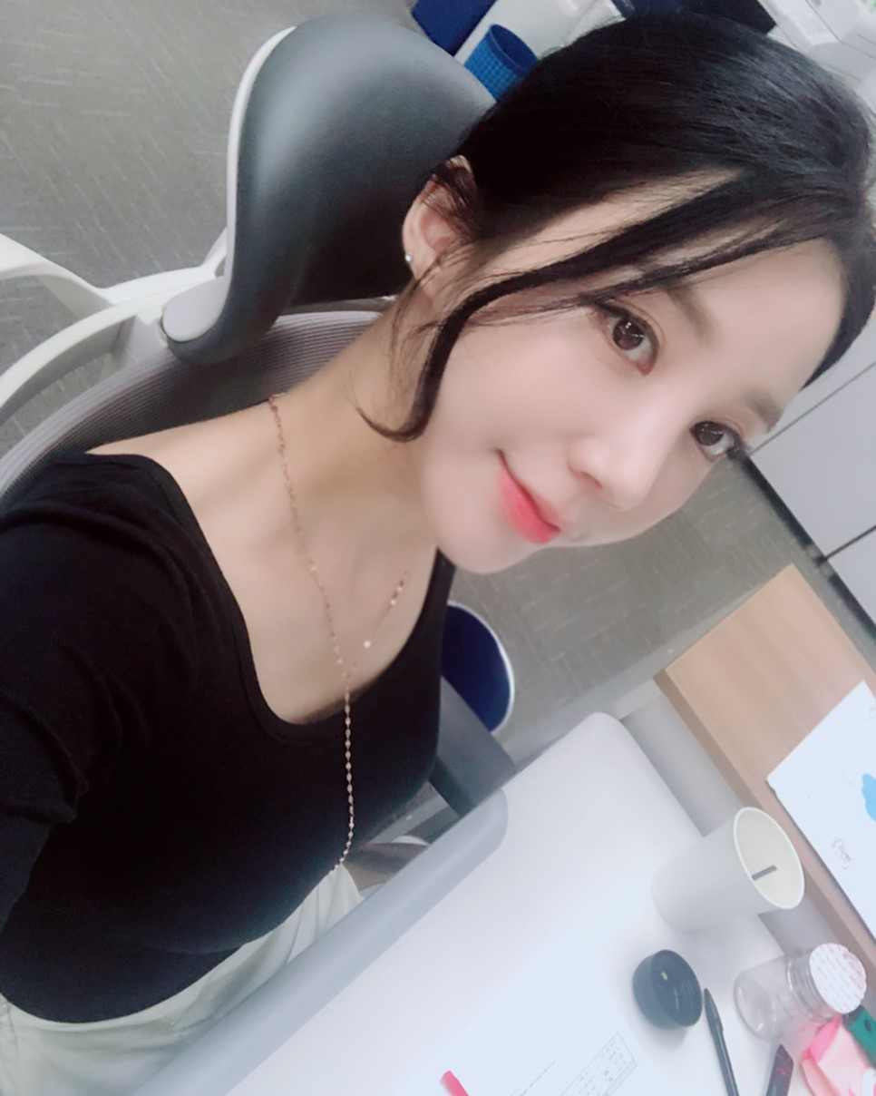 남혜정 기상캐스터