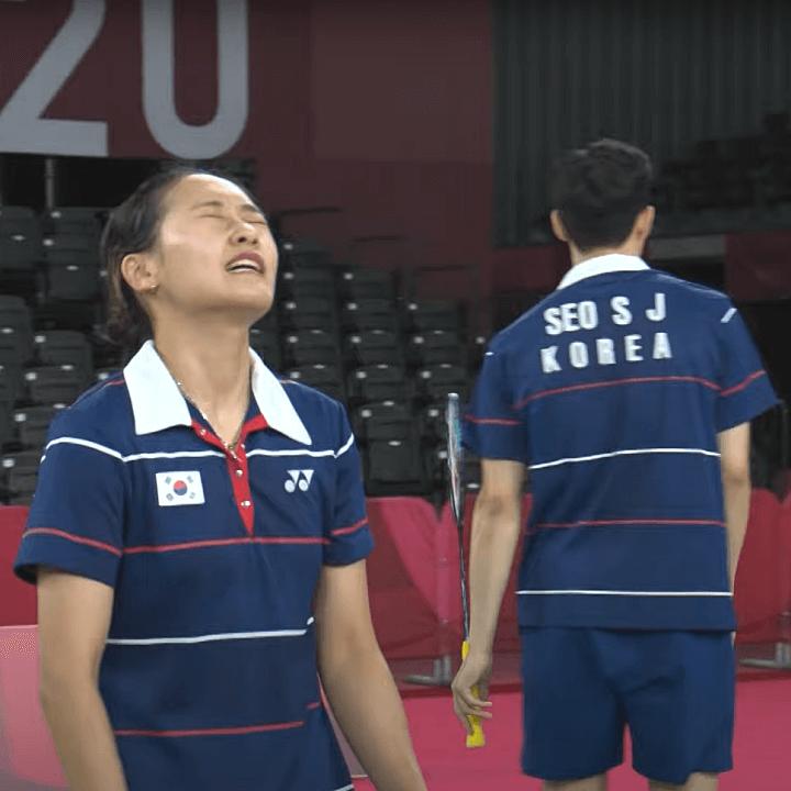 도쿄올림픽-배드민턴-서승재채유정조