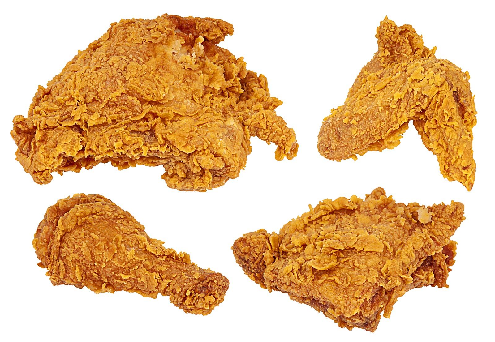 프라이드 치킨 세트