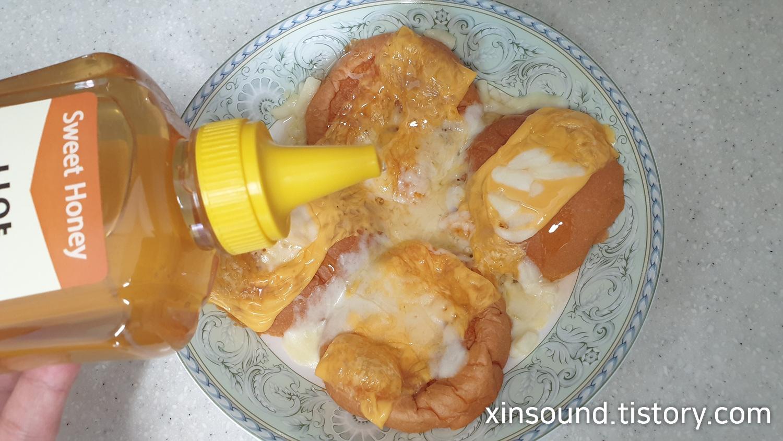 편스토랑 치즈덮빵