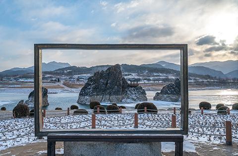 충북 단양 도담삼봉 단양8경 전시실 볼거리 관광명소