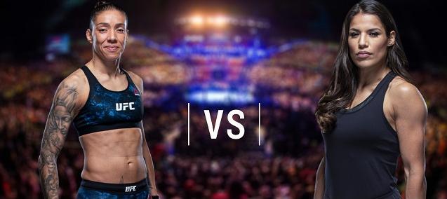 [UFC 매치업 뉴스] 저메인 드 란다미 VS 줄리아나 페냐 10월4일 대회 추진중   박준용, 정다운 비자문제로 8월 2일 대회 불참