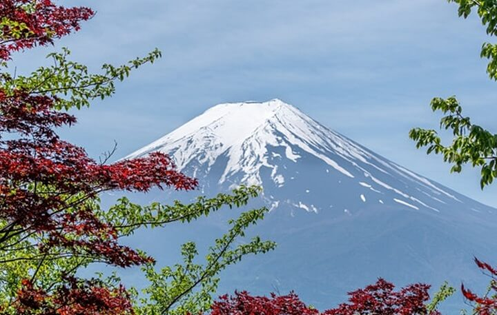 후지산-일본