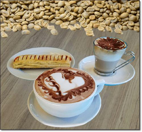 커피의 클로로겐산 효능