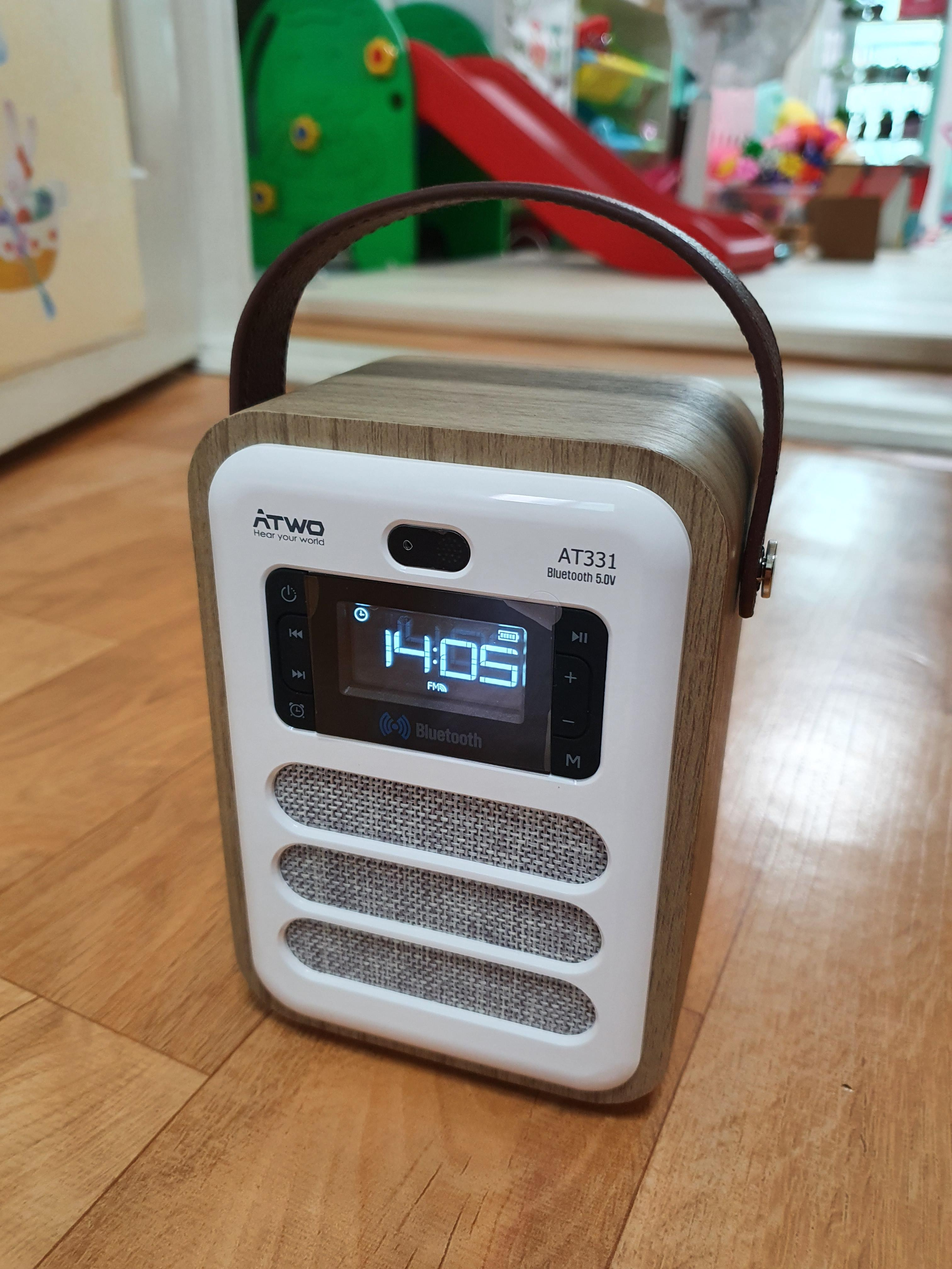 블루투스 스피커 라디오