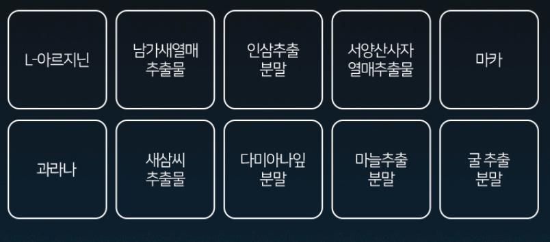 브이-맥스-성분