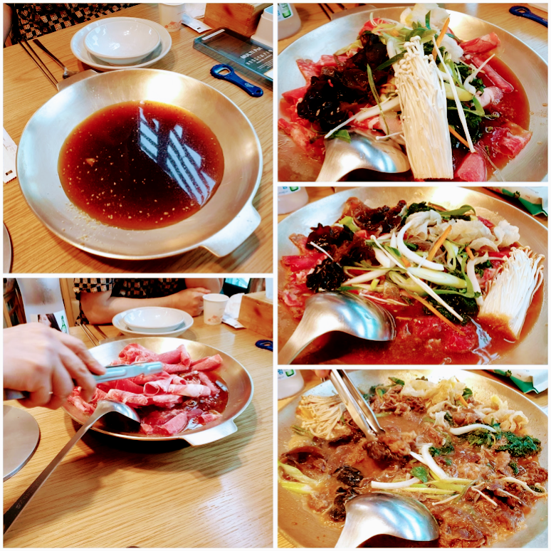 동탄역 맛집 곤드레 향기 후기
