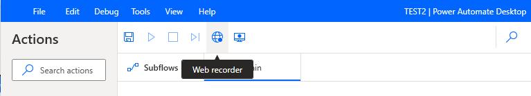Windows10 Power Automate 사용방법 이미지 3