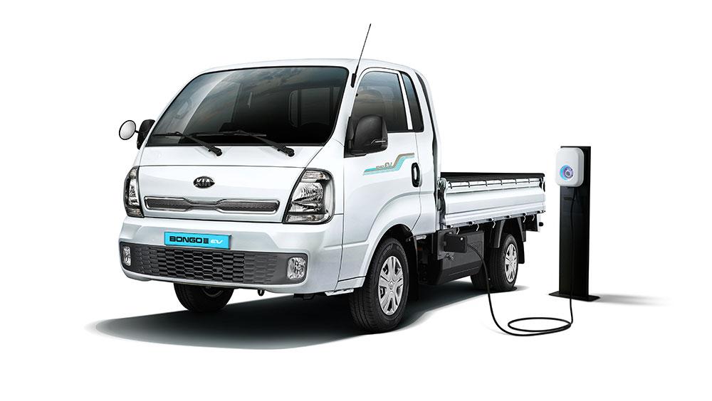 봉고3 EV 출시 조용하고 잘 달리는 전기트럭 실제 구입 가격은?