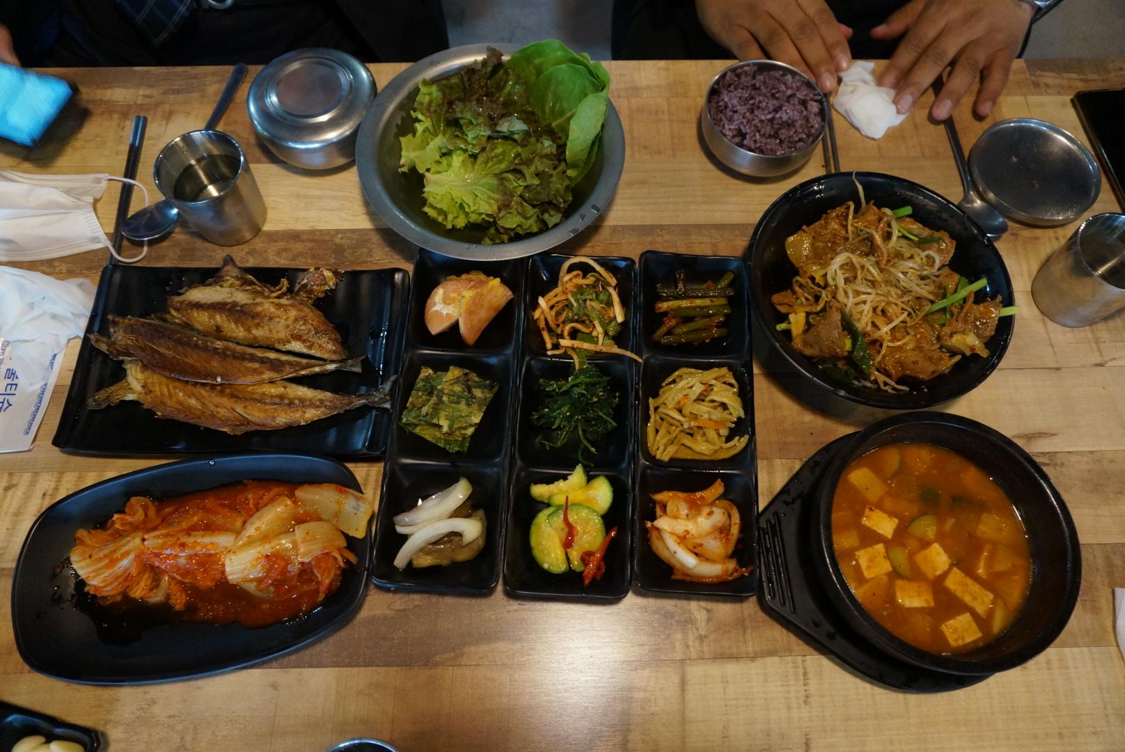 대구 칠곡 맛집 만육식당