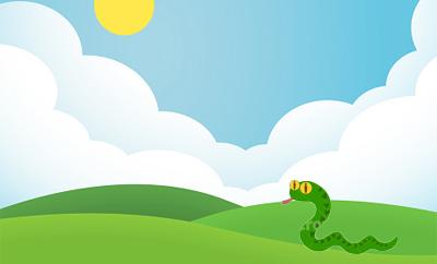 뱀이 언덕을 올라가는 꿈을 꾸면