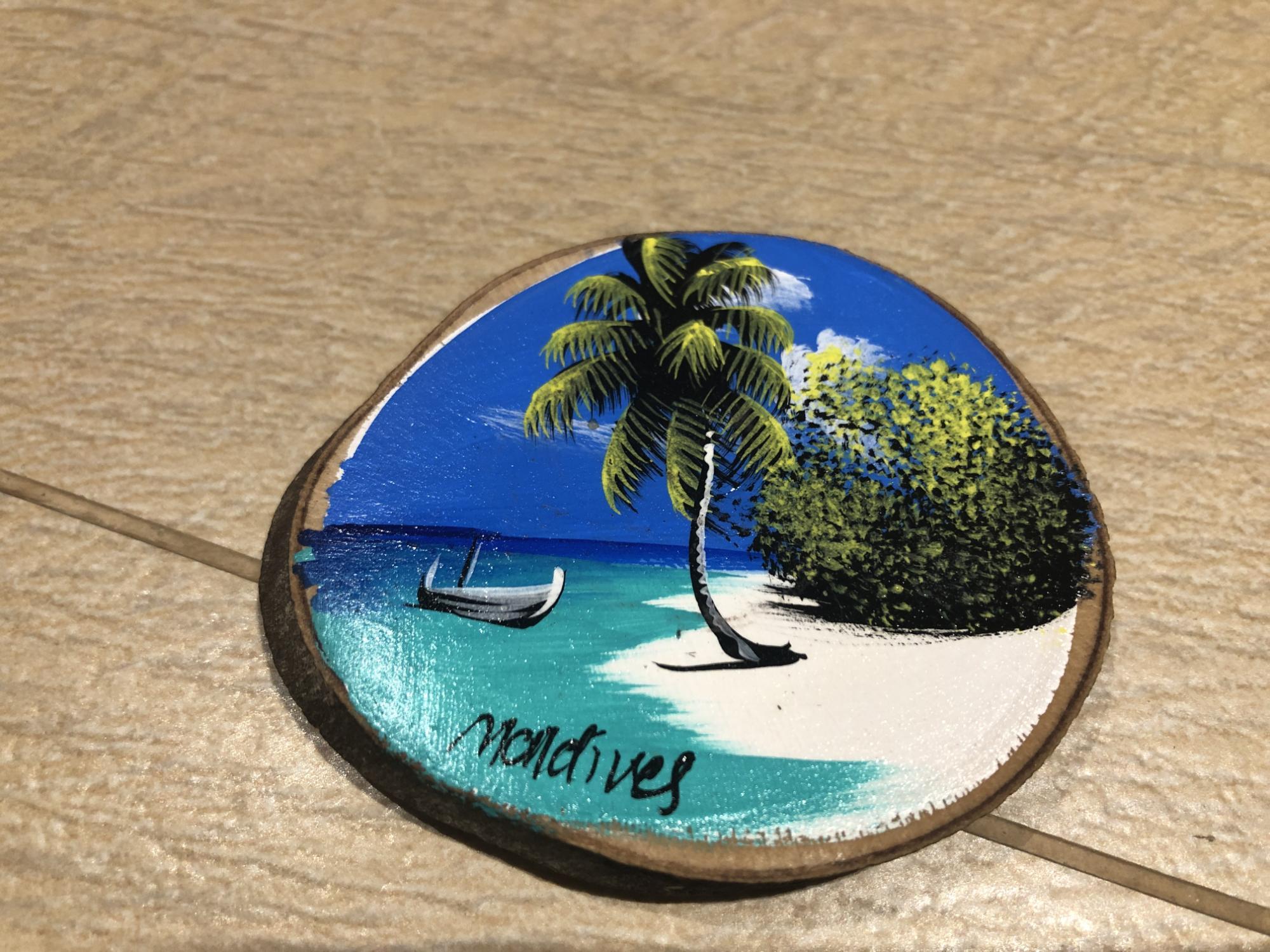 [몰디브] 3박 4일 가족여행 경비 정리!! w 몰디브 기념품