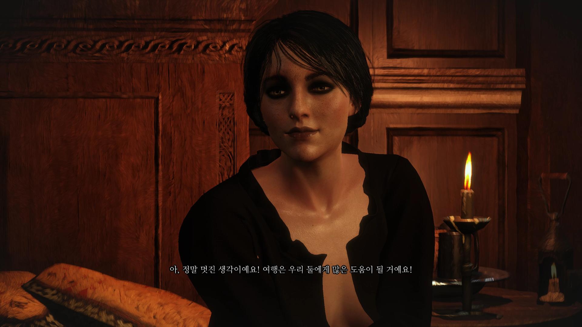 위쳐3 플레이 후기ㆍ하츠 오브 스톤ㆍ블러드 앤 와인(Witcher3 Play Review)