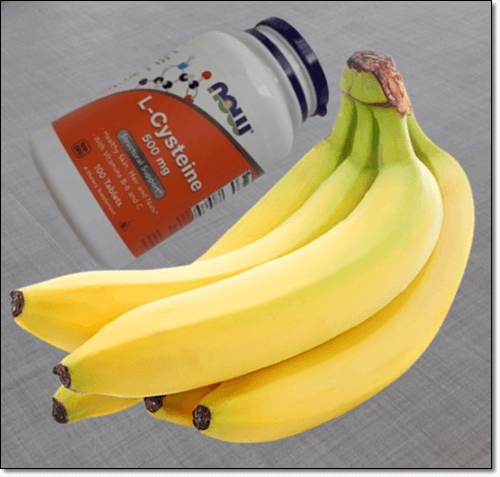 바나나와 엘시스테인