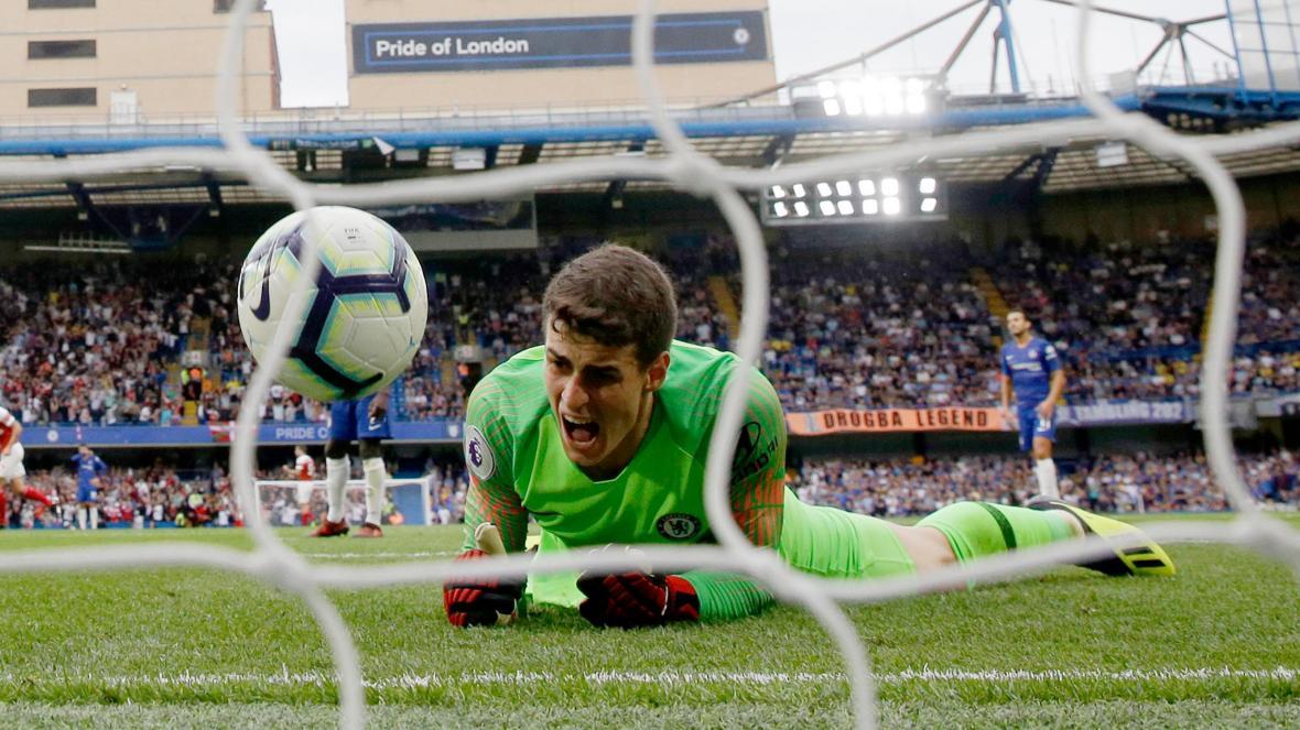 첼시가 케파의 대체자로 노리고 있는 4명의 골키퍼들