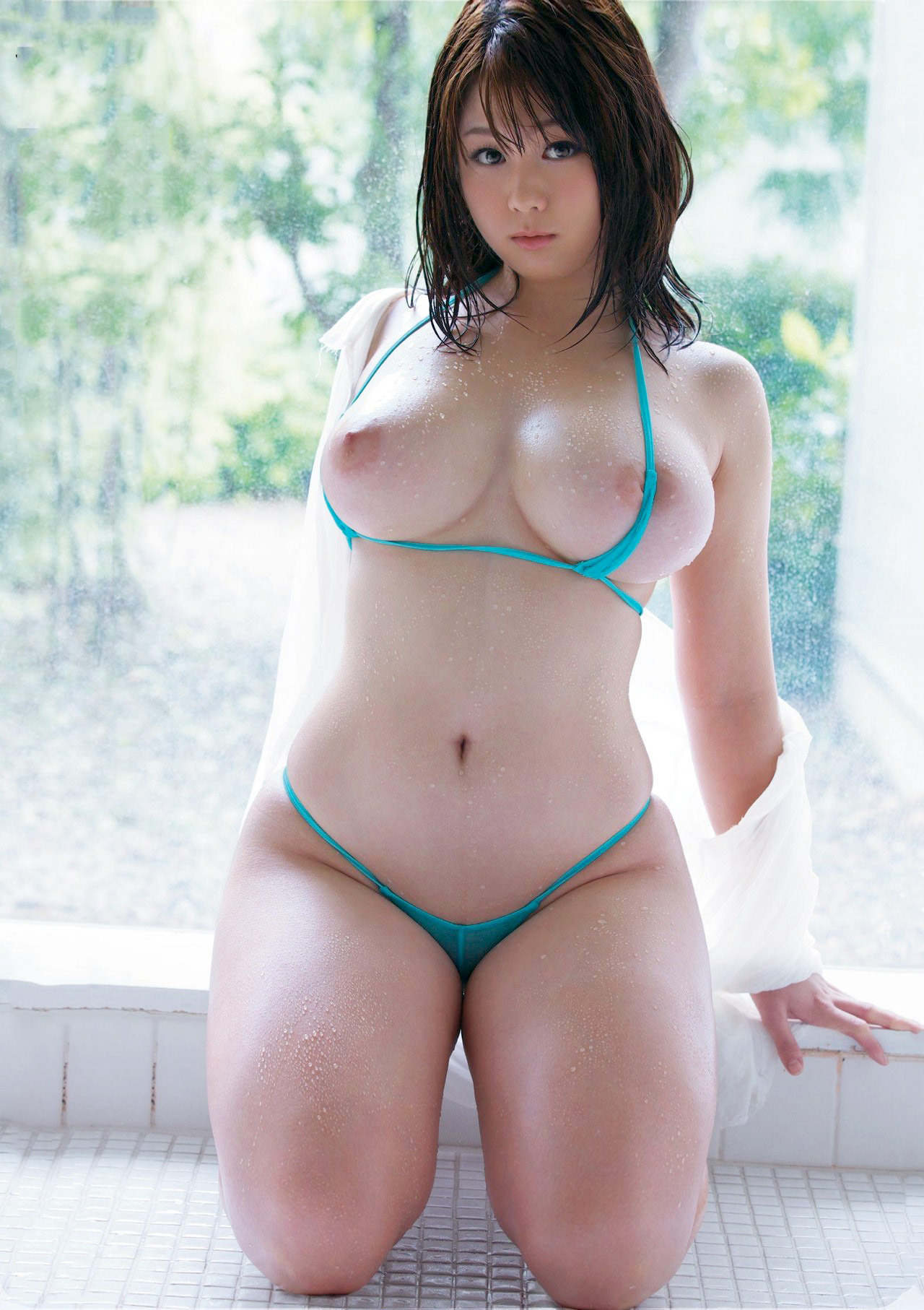 hot Japanese glamour