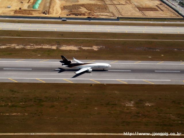 UPS Airlines UPS Airlines 5X UPS Unknown MD-11F McDonnell Douglas MD-11F MD11 인천공항 Incheon International 서울 Seoul-Incheon ICN RKSI
